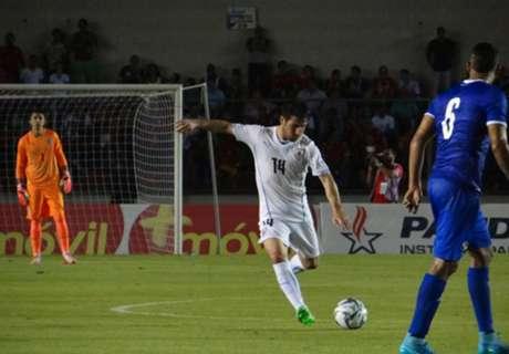 Amistoso: Panamá 0-1 Uruguay
