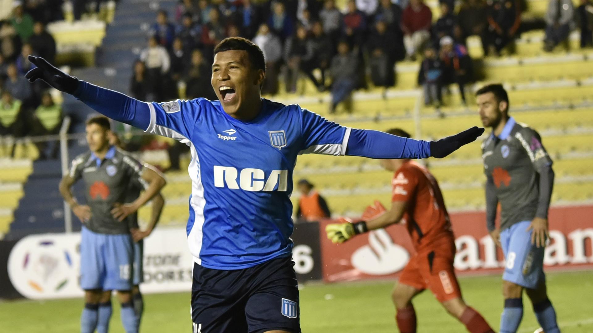 Roger Martinez Bolivar Racing Club Copa Libertadores 20042016