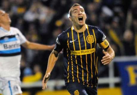 Libertadores: Rosario 3-0 Gremio