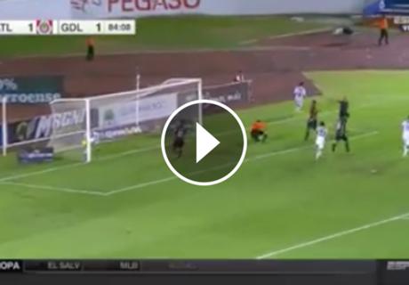 ► Goles de la jornada 5 de la Copa MX