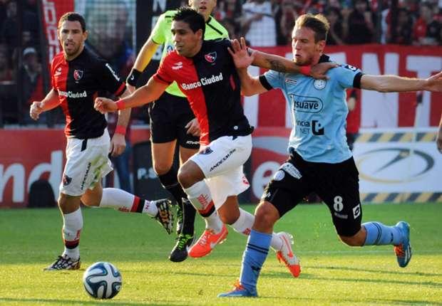 Newell's y Belgrano entretuvieron a todos en Rosario