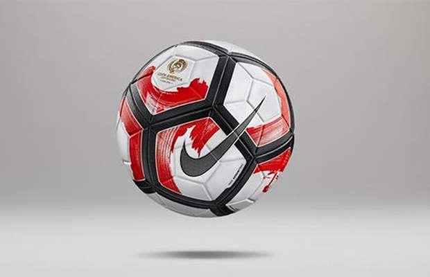 Esta es la pelota de la Copa América Centenario