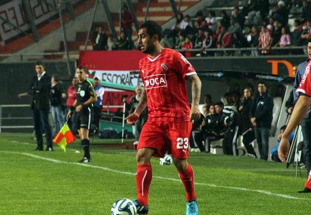 El Rolfi jugó su primer partido en la era Almirón ante el Pincha.