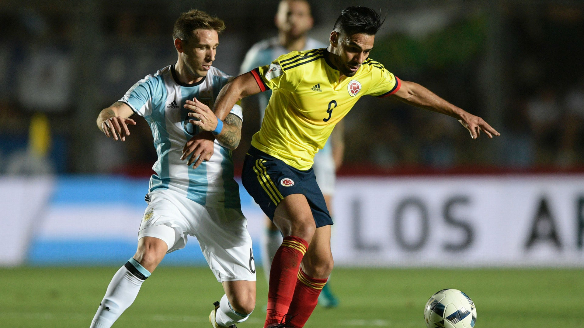 Colombia draws with Brazil in World Cup qualifier