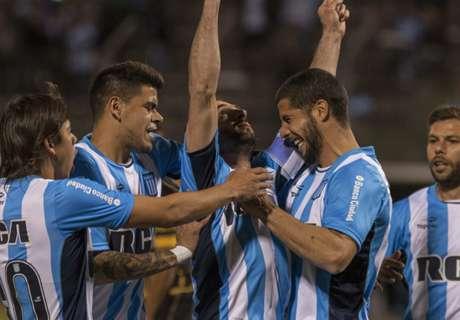 Copa Argentina: Racing 2-1 Olimpo