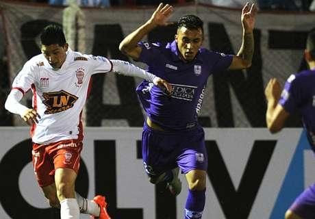 C.Sudamericana: Defensor 0-0 Huracán