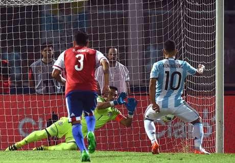 Argentina Kembali Gagal Raih Kemenangan