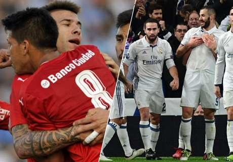 Independiente vs. Real Madrid