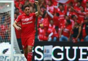 Gabriel Hauche marcó uno de los goles de la jornada frente al América.