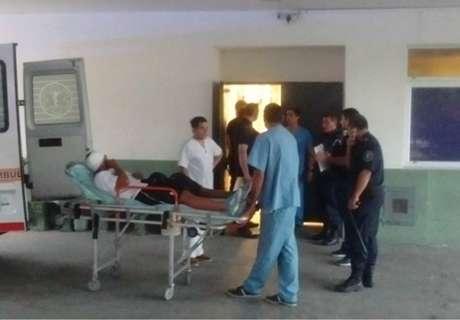 Casi una tragedia en Almagro