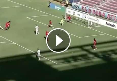 ► El gol de Martínez vs. Haití