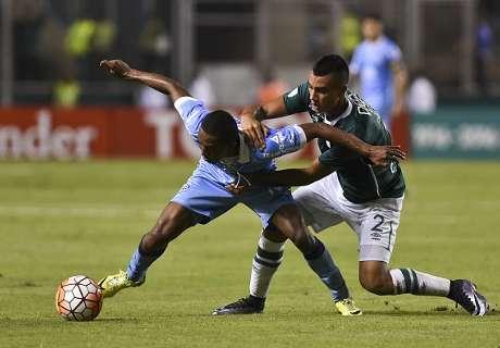 Libertadores: Dep. Cali 1-1 Bolívar