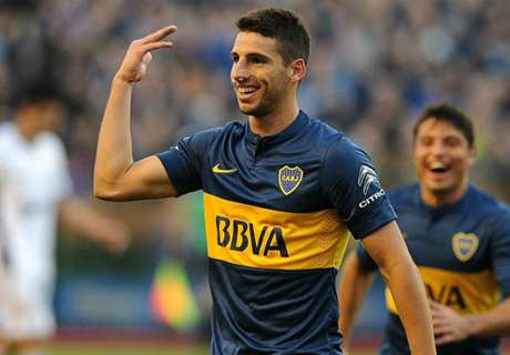 Calleri, a Messi fan who upstaged Tevez