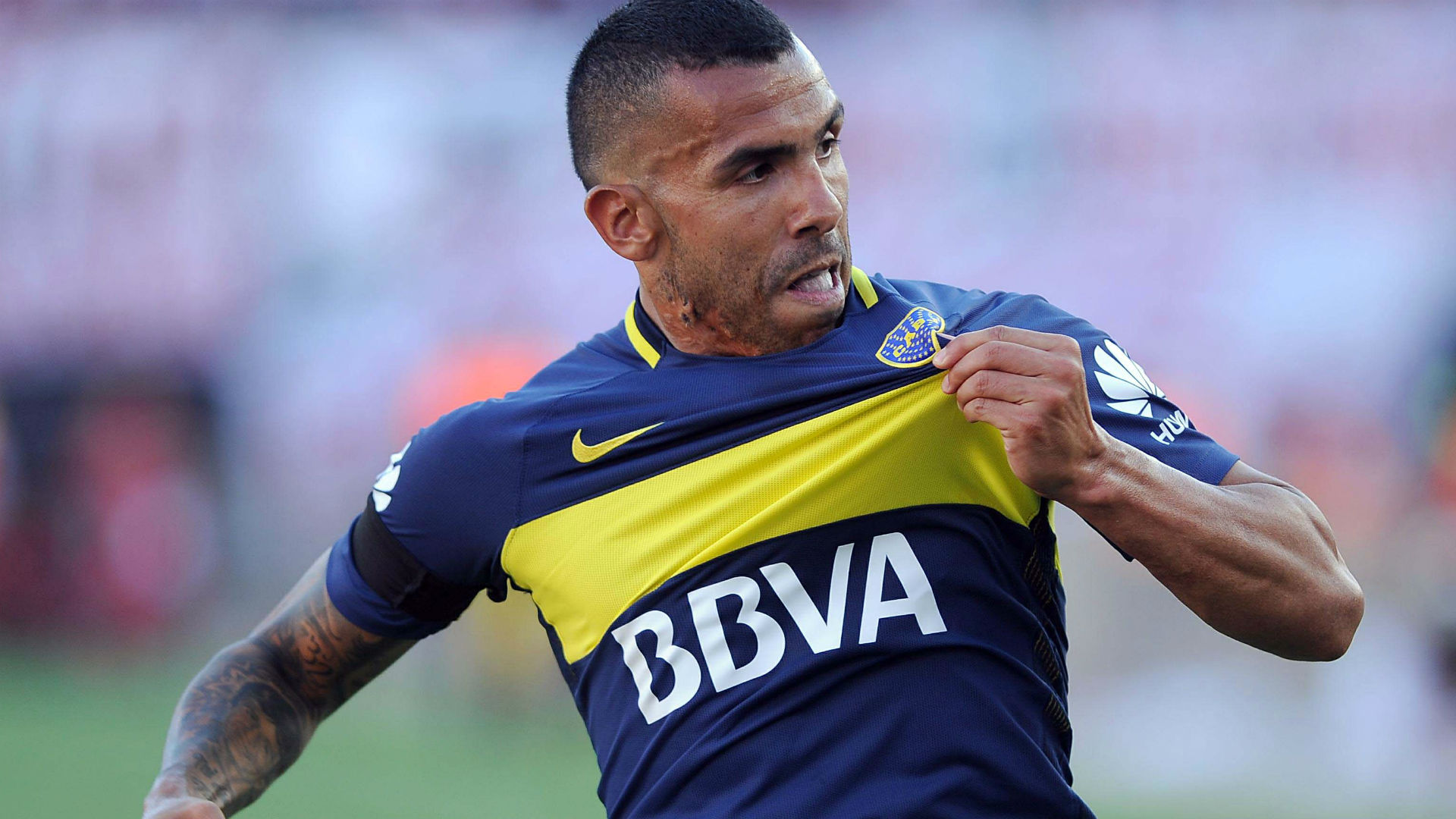 I cannot imagine leaving Boca Juniors Carlos Tevez