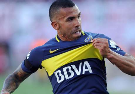 WATCH: Tevez's stunner against River