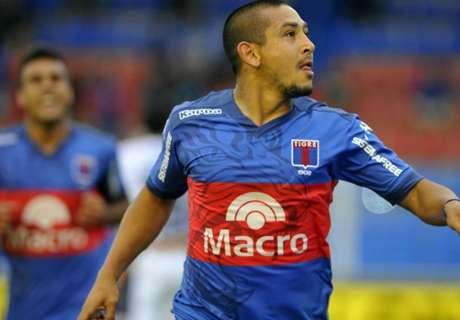 ► Tigre 1-1 Aldosivi