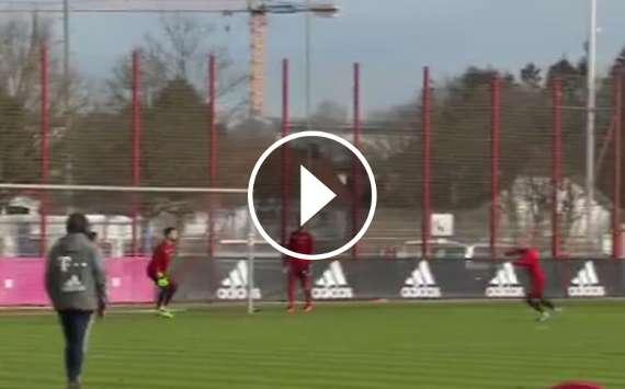 Cracks: así entrena Bayern Munich