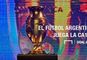 La liga argentina siempre aporta muchos jugadores a las selecciones, y la Copa América Centenario no es una excepción. A continuación, todos los convocados.