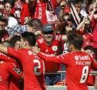 Primeira Liga: Benfica 3-2 Moreirense