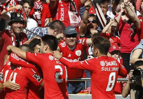 Polizeilicher Übergriff auf Benfica-Fans?
