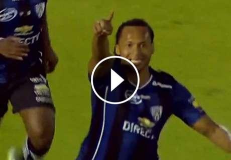 ►Os gols da final da Libertadores