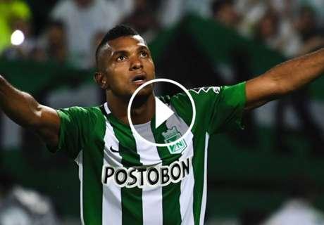 ► El gol de Borja en la final