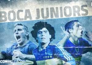 En Goal te presentamos a los 20 jugadores que más identificados están con la hinchada del club más popular de Argentina.