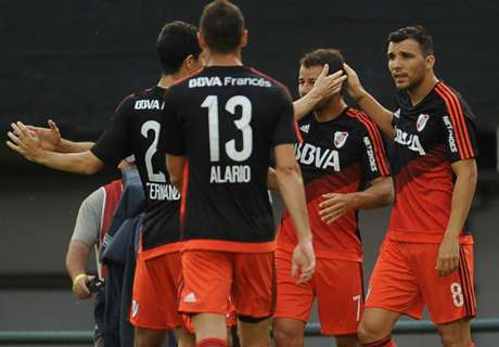 Argentina: River 5-1 Quilmes