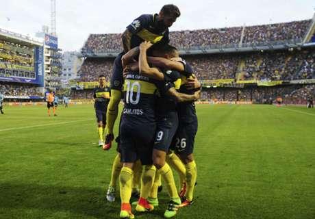 EN VIVO: Boca 0-0 Quilmes