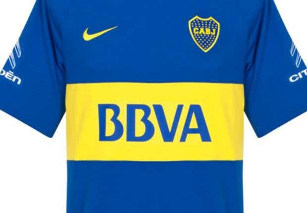 Insólito: La nueva camiseta Nike de Boca ya está a la venta