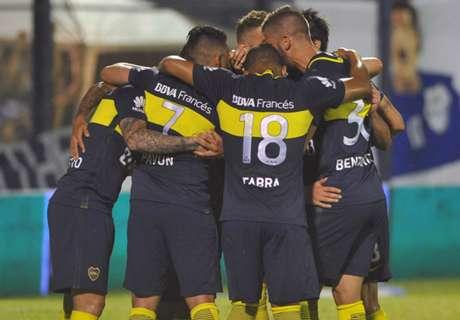 'El mejor de América' no juega la Libertadores