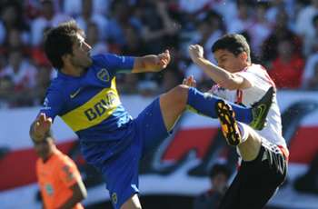 Tevez, D'Alessandro know it well: A Boca-River derby is about much more than points or titles