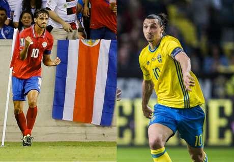 CA100 vs. Euro 2016