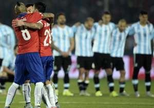 2015- Chile-Argentina (0-0 | 4-1)