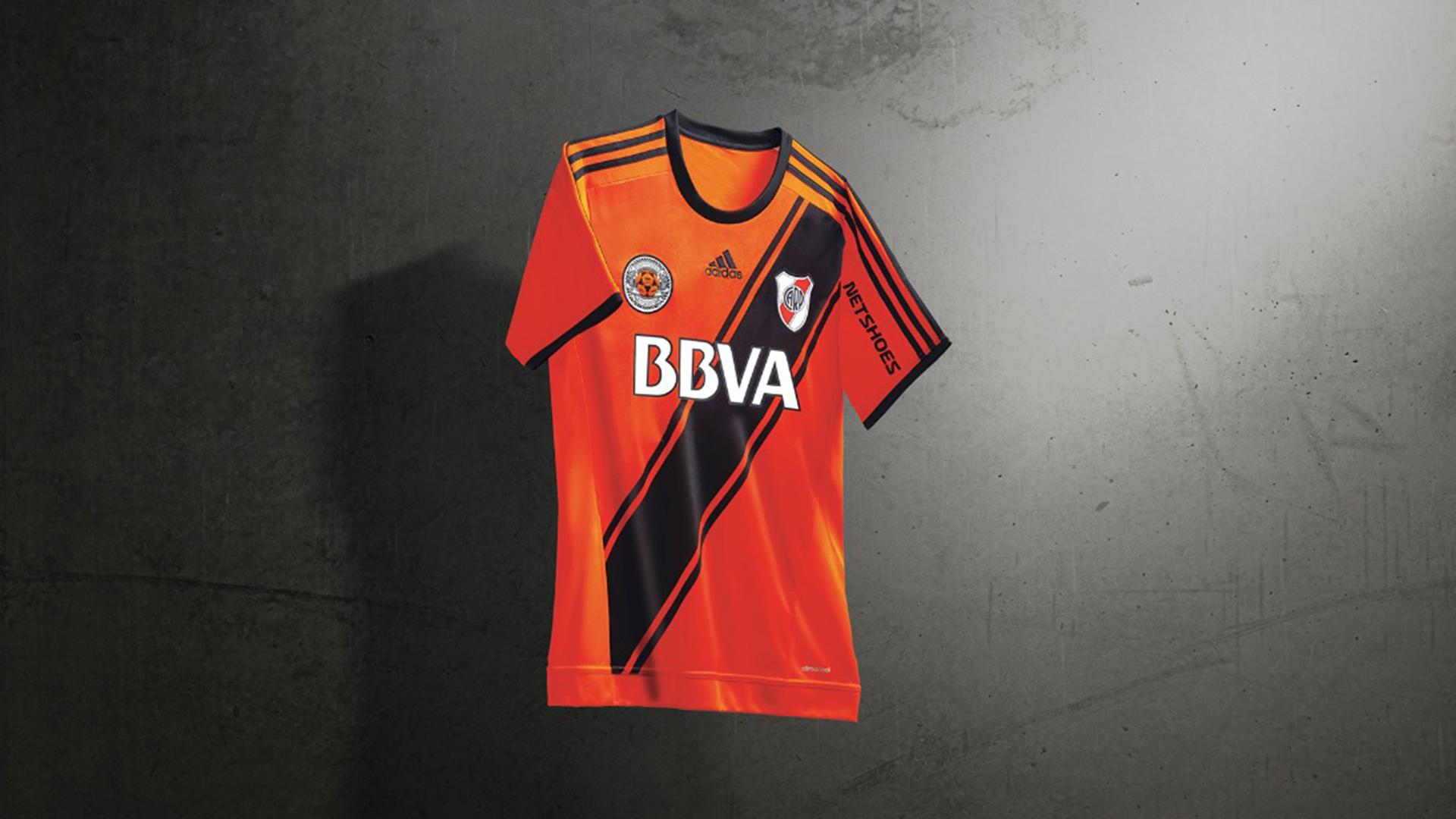 Camiseta River Naranja 2016 05042016 - Goal.com