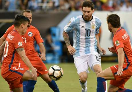 PREVIEW: Argentina - Cile