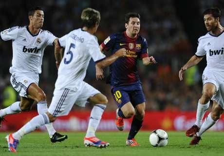 Rekor Lionel Messi Di El Clasico