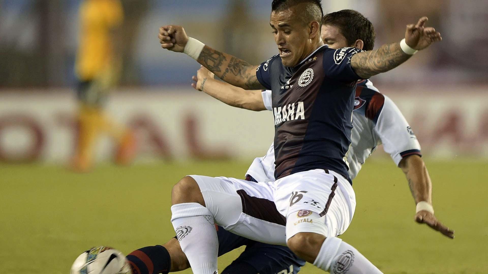 Lanus Cerro Porteño Copa Sudamericana Victor Ayala