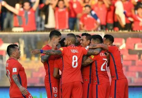 Chile ironizó con error de Uruguay