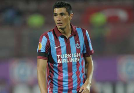 Gol de Tacuara en Turquía