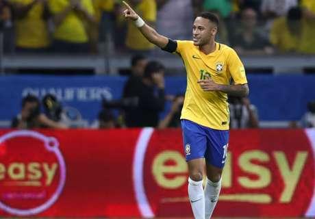 Brasil indemnizará a Neymar