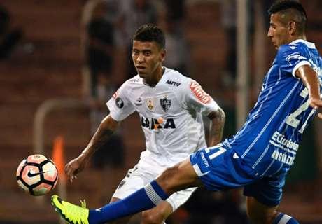 Godoy Cruz empató ante Mineiro