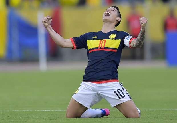 """James se desahoga: """"¡Esto es Colombia, carajo!"""""""