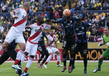 Libertadores: I. del Valle 2-0 River