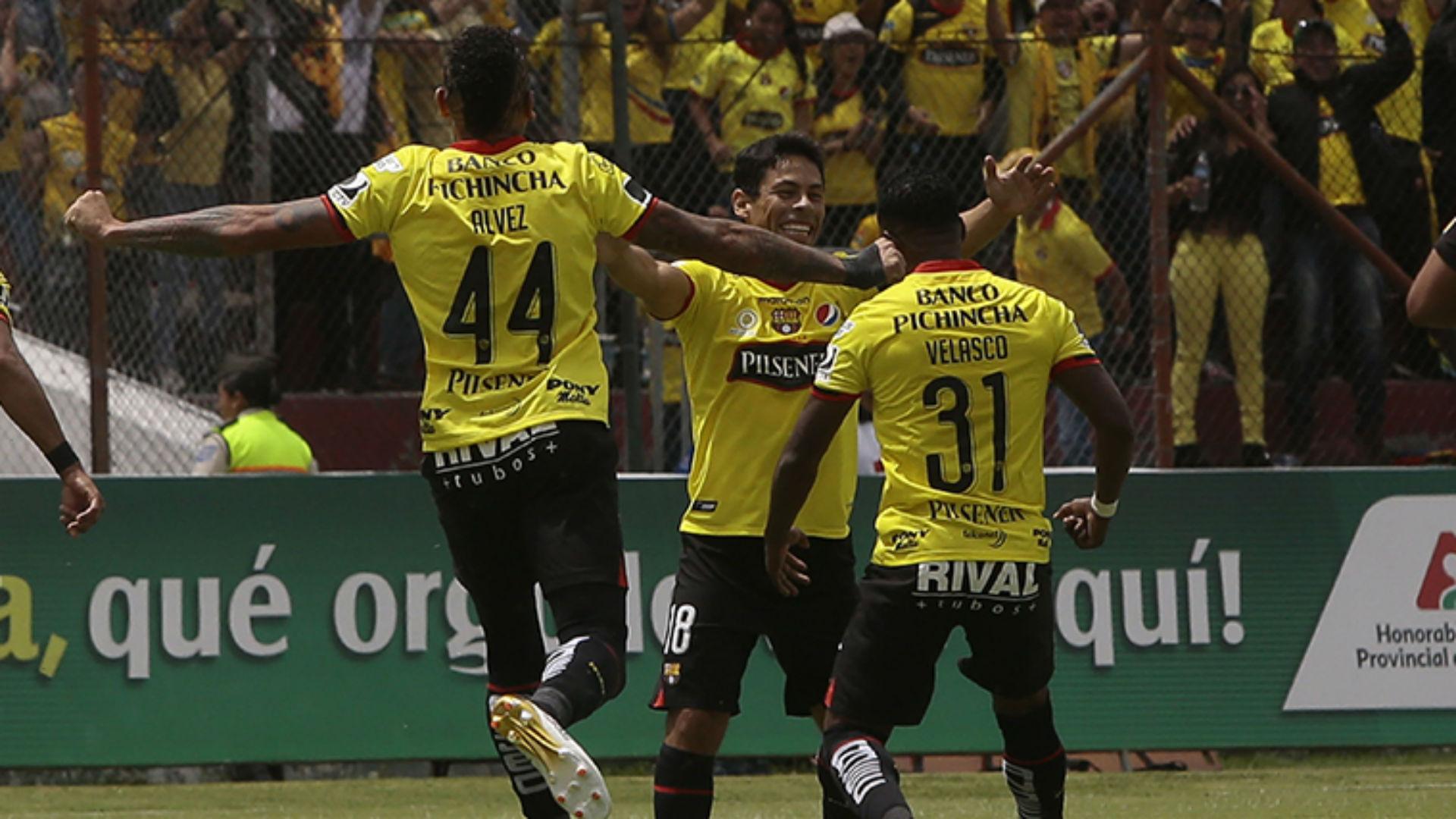 Barcelona Guayaquil Ecuador Campeon Torneo ecuatoriano 2016