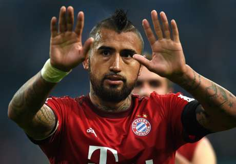 Vidal: Bayern clearly better than Juve