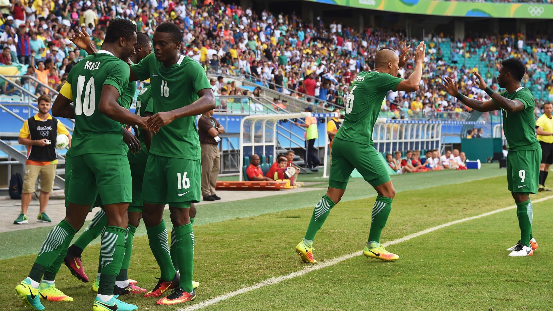 Video: U23 Nigeria vs U23 Đan Mạch