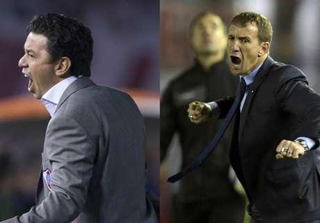 El Muñeco vs. el Vasco