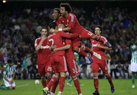 Les plus beaux maillots de l'histoire du Real Madrid