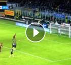 ► ¡Ay, Medel! Penal y gol de Perotti